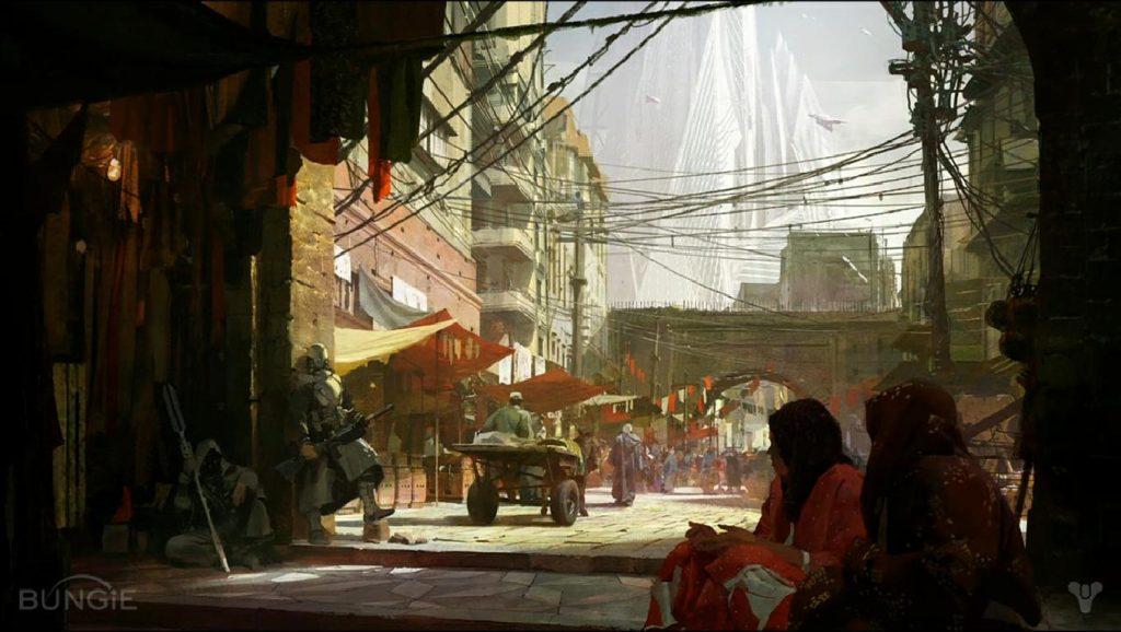 Destiny.Concept-Art-Marktplatz