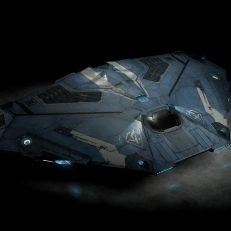 Elite-Dangerous-Schiff