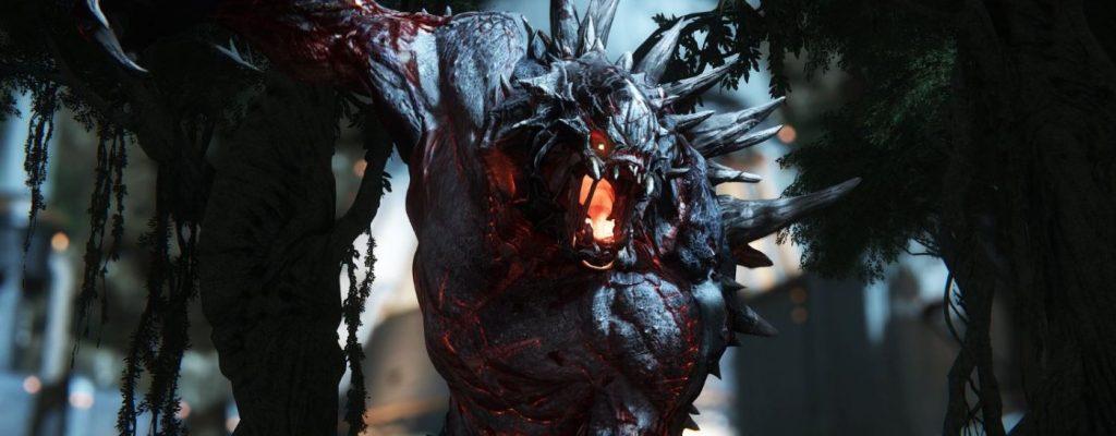 """Evolve: Monster, Jäger, Seilspringen – """"Es will doch nur spielen"""""""