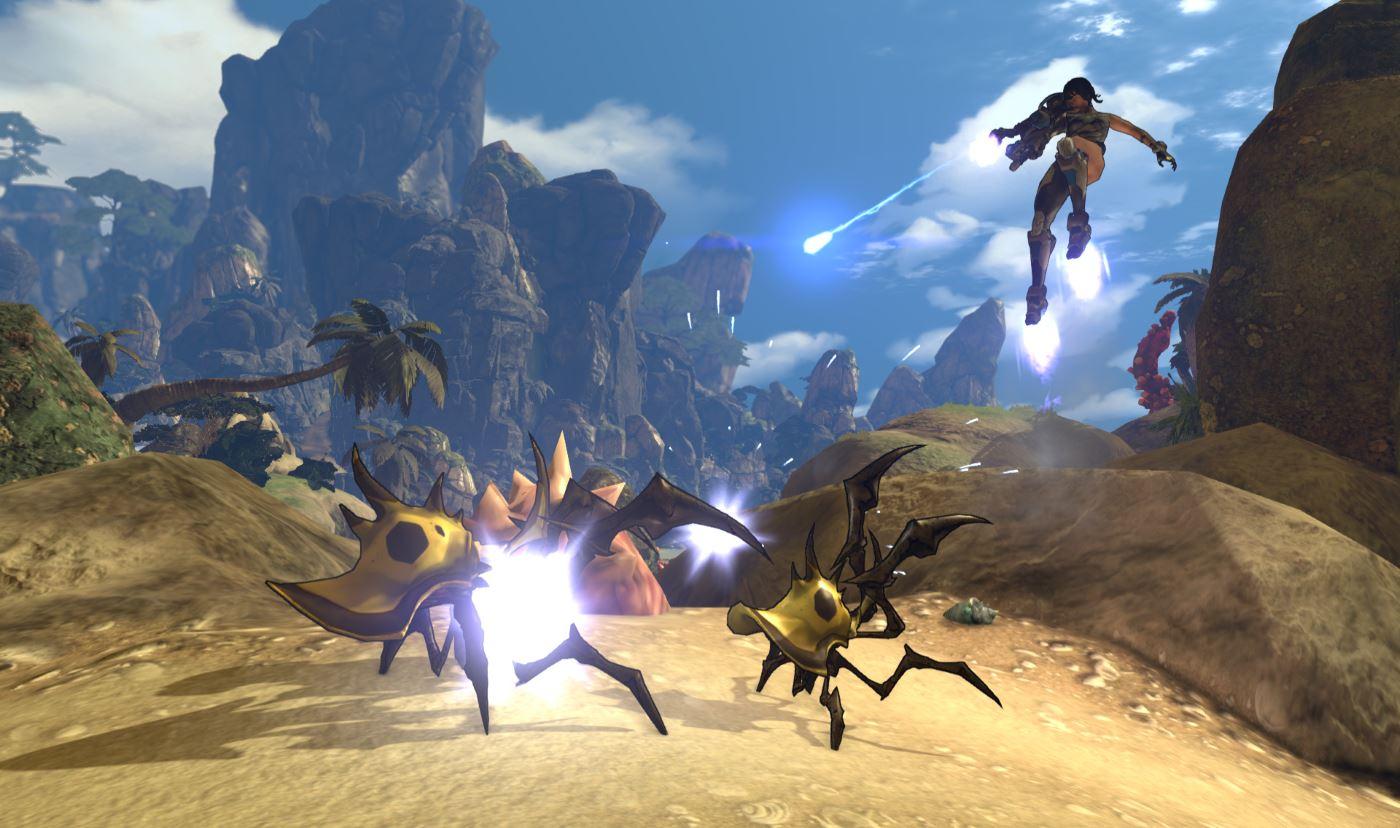 Firefall Gameplay Screenshot 2