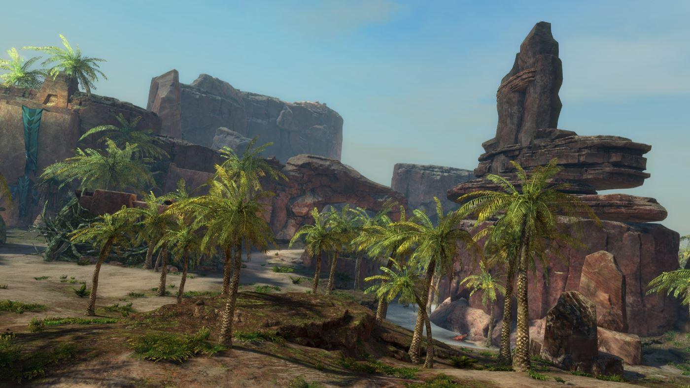 Guild Wars 2 - Silberwüste