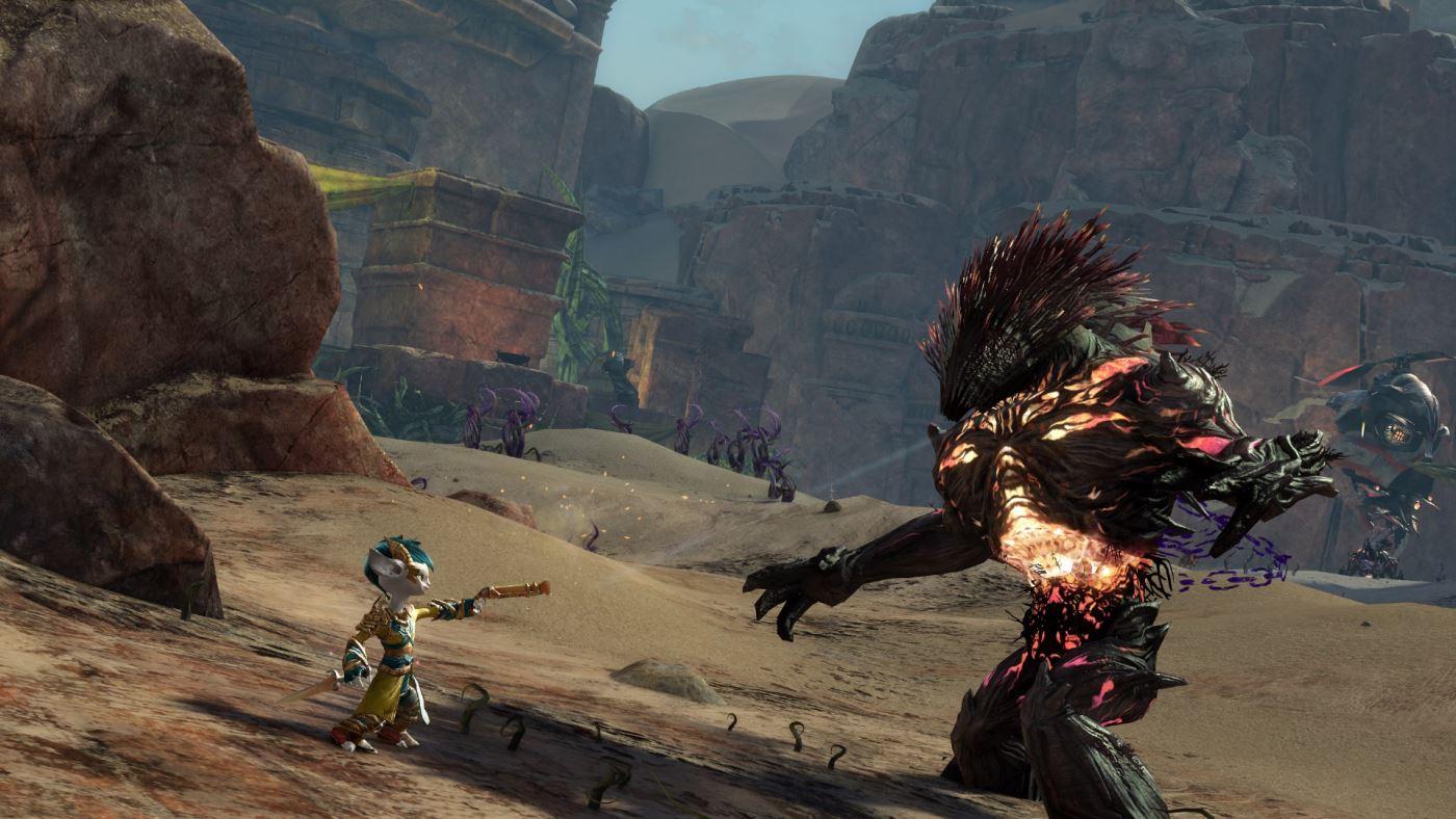 Guild Wars 2 - Echos der Vergangenheit