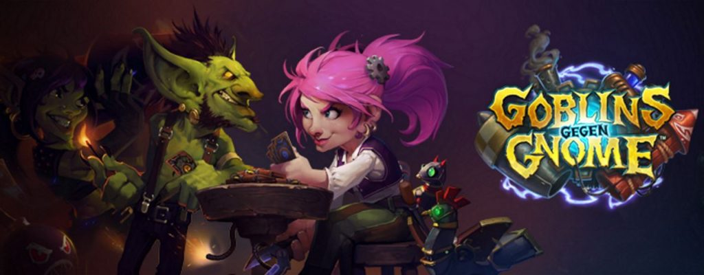 """HearthStone: Addon """"Goblins gegen Gnome"""" kommt schon nächsten Monat!"""