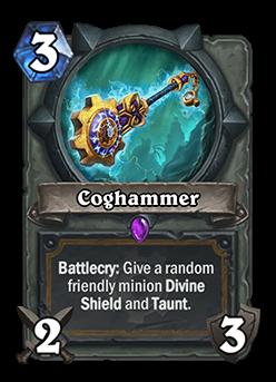 Hearthstone-Coghammer