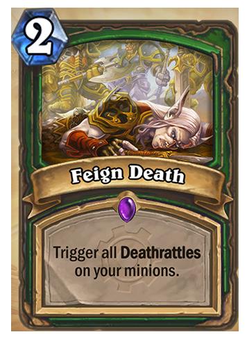 Hearthstone-Feign-Death
