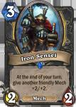 Hearthstone-Iron-Sensei