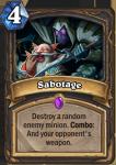 Hearthstone-Sabotage