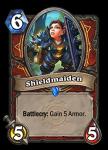 Hearthstone-Shieldmaiden