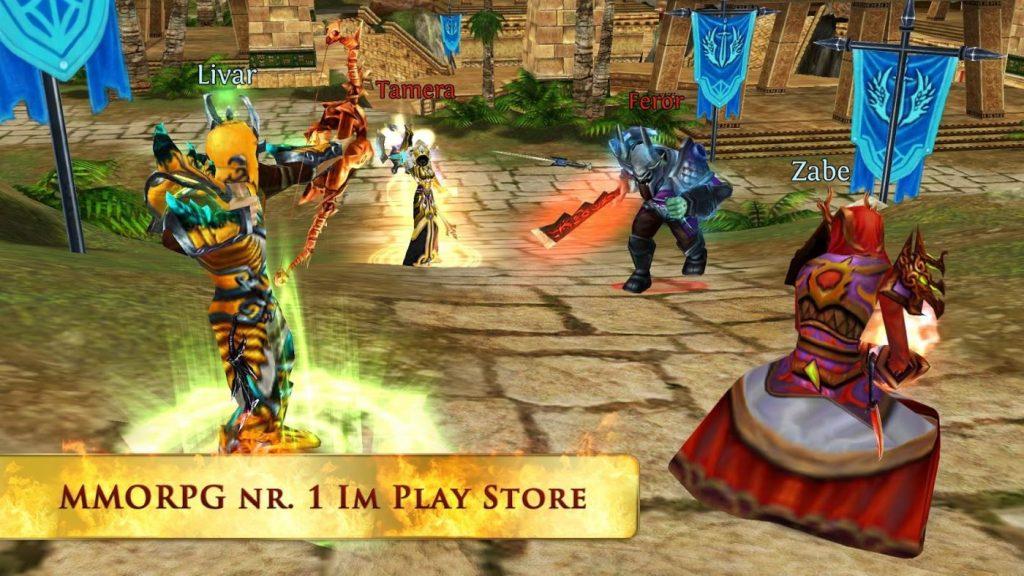 Order und Chaos Online MMORPG