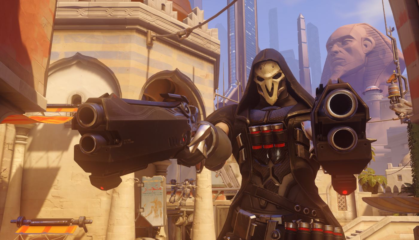 Overwatch Reaper Screenshot