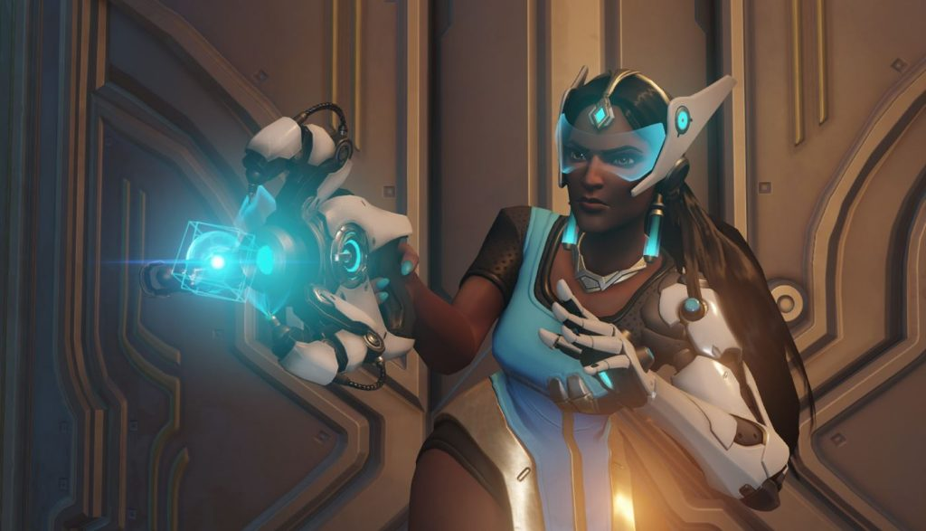 Overwatch Symmetra Screenshot