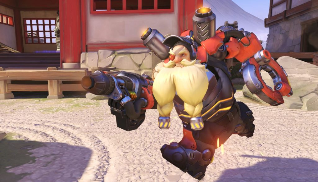 Overwatch Torbjorn Screenshot
