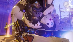 Overwatch Winston Screenshot
