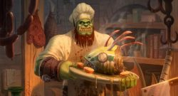 Warlords of Dreanor Bufffood Rezeptur