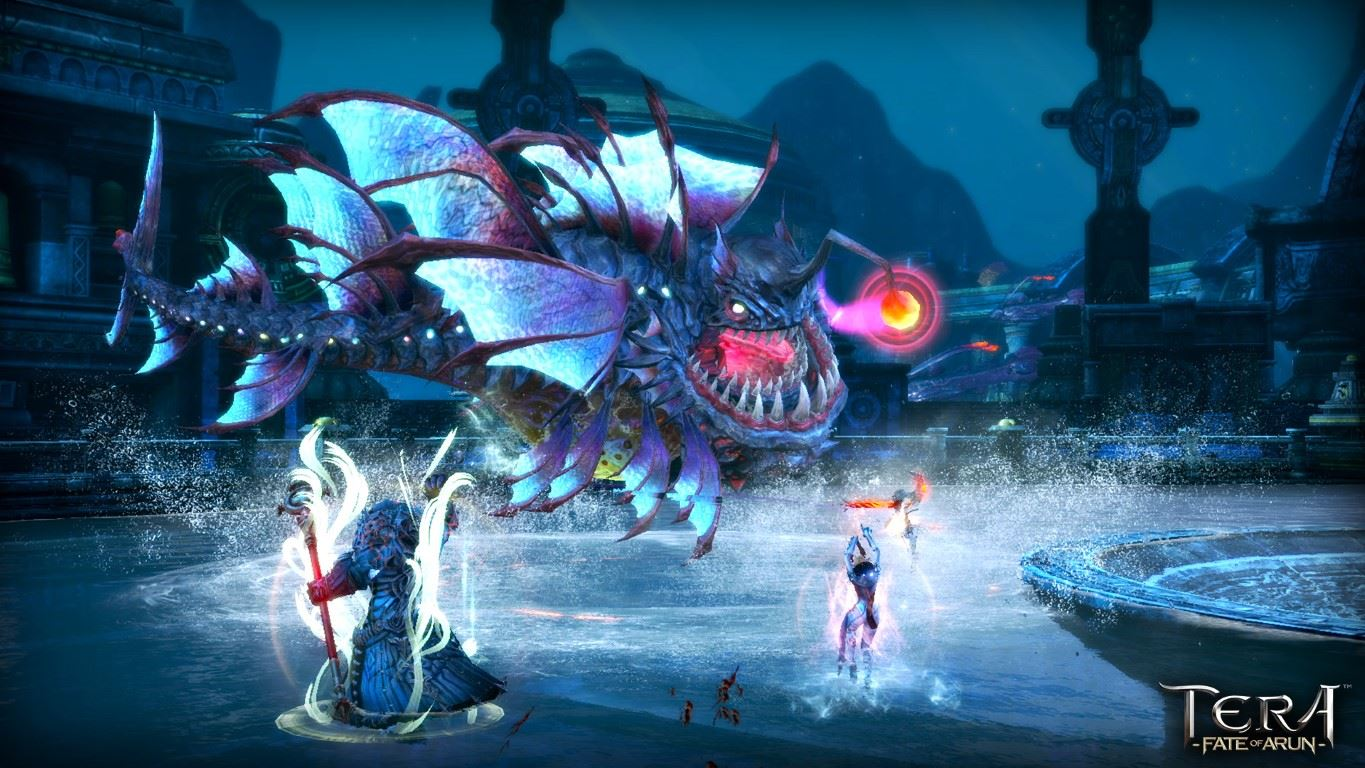 TERA - Abysmal Rise Dungeon Boss 2