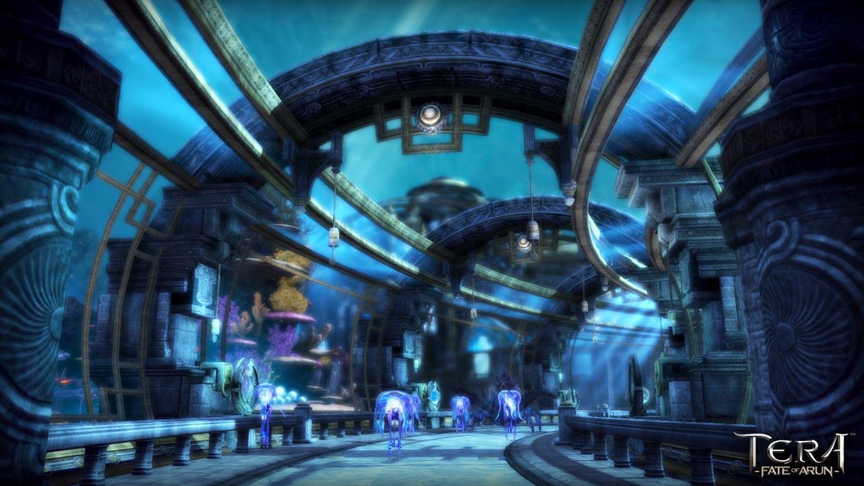 TERA - Abysmal Rise Dungeon Umgebung