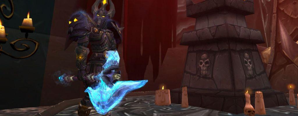 World of Warcraft: Todesritter für alle, Blizzard kippt die Lvl-Voraussetzung