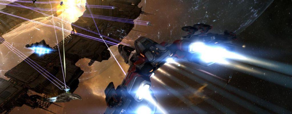 EVE Online: Entwickler wollen gigantische Schlachten, arbeiten an Lösung