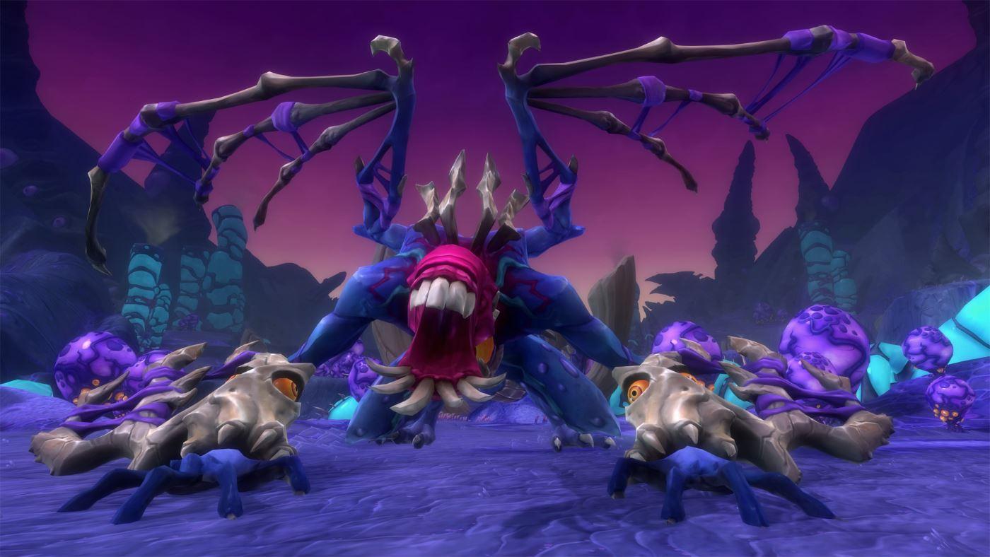 WildStar - Verderbnis Monster