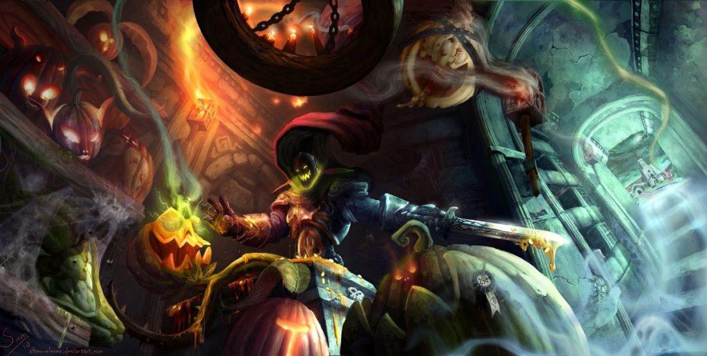 World of Warcraft Schlotternaechte