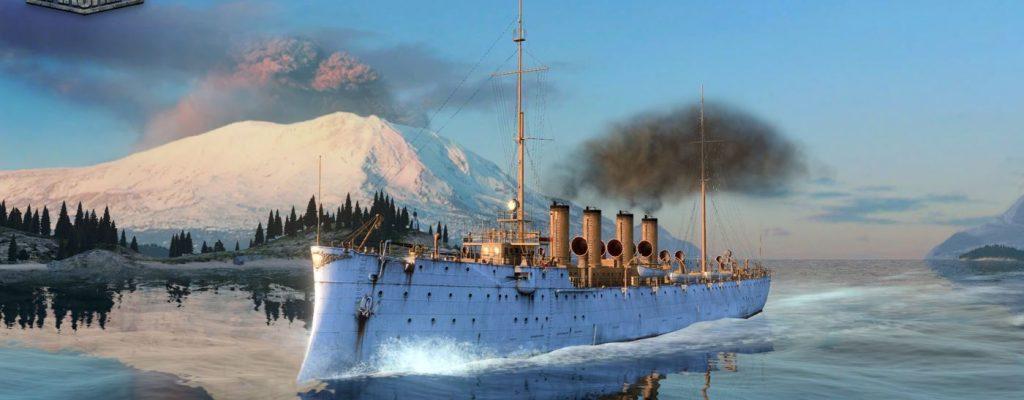 World of Warships: Stapellauf mit Trailer statt Champagner
