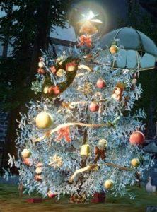 ArcheAge-Weihnachtsbaum