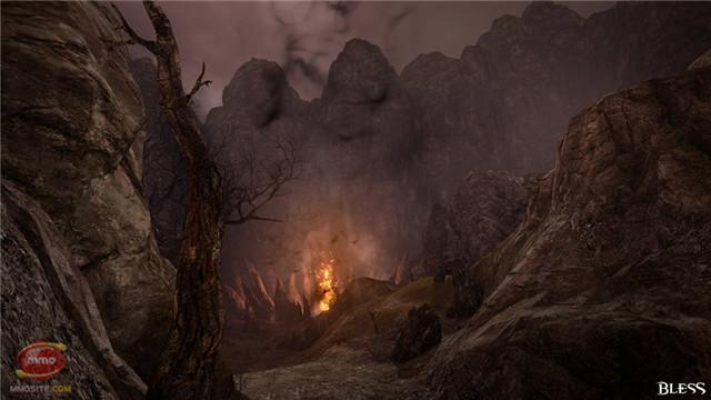 Bless-Online-Höhlenwelt