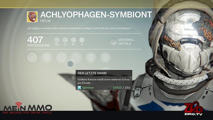 Destiny-Achylophagen-Symbiont