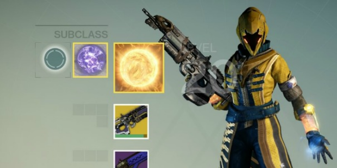 Destiny-Dritte-Subklasse
