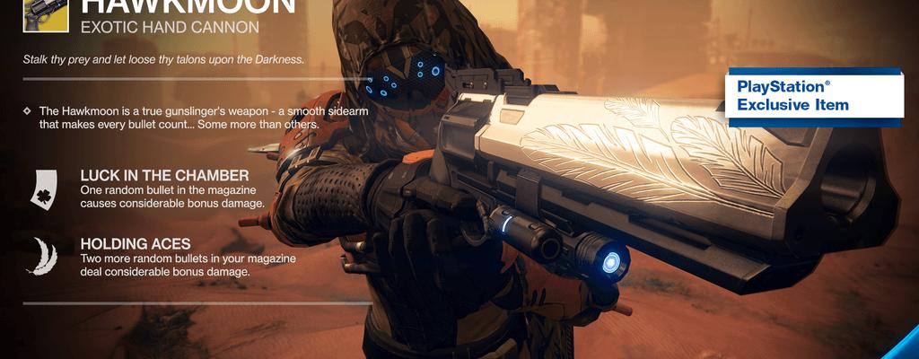 Destiny: Seht dabei zu, wie ein Hüter jammernd und zeternd 33 Exotics zerlegt