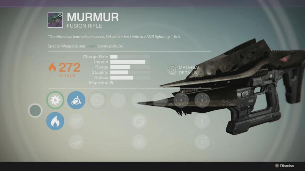 Destiny-Murmur