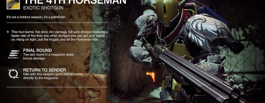 Destiny: 4. Reiter versehentlich generft, PvP-Belohnungen könnten bald besser werden