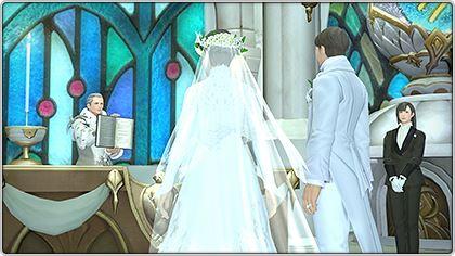 FFXIV Hochzeit