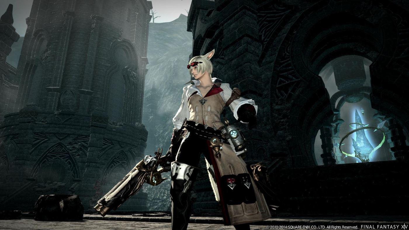 Final Fantasy XIV - Maschinist
