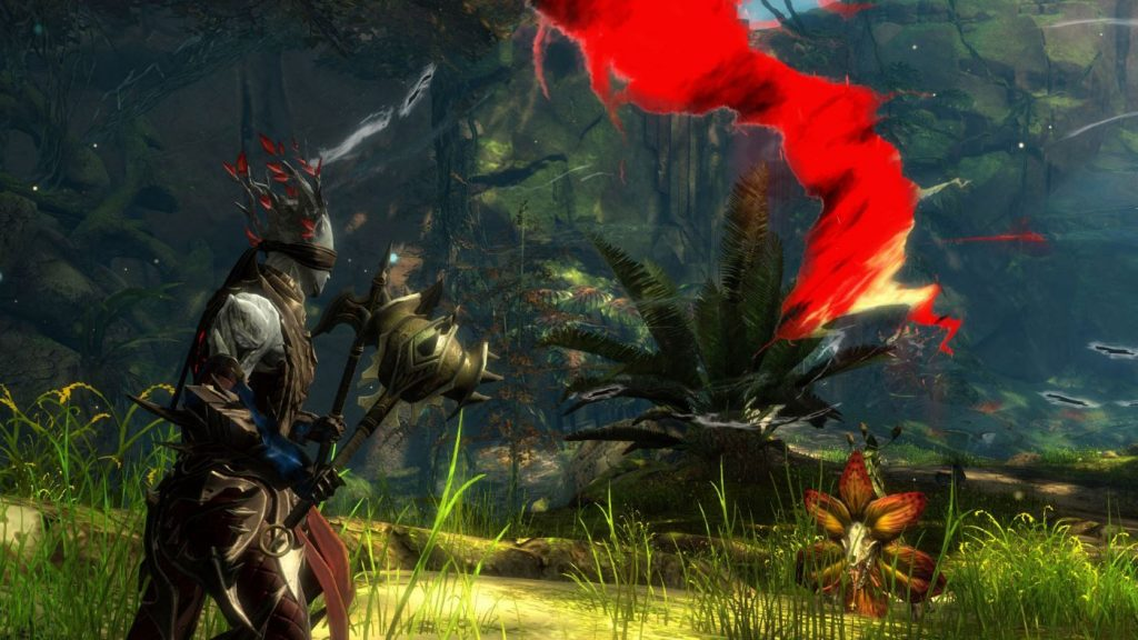 Guild Wars 2 Revenant - Temporaler Riss