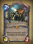 Hearthstone-Flame-Leviathan