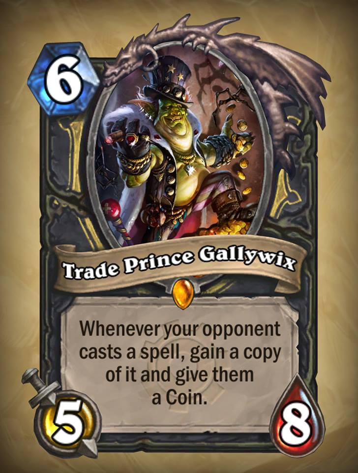 Hearthstone-Gallywix