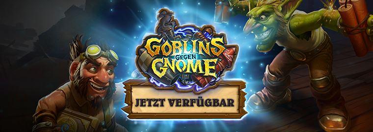 Hearthstone - Goblins gegen Gnome