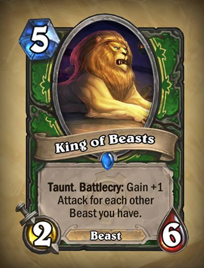 Hearthstone-King-of-Beasts