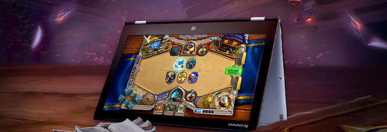 Hearthstone-Tablet