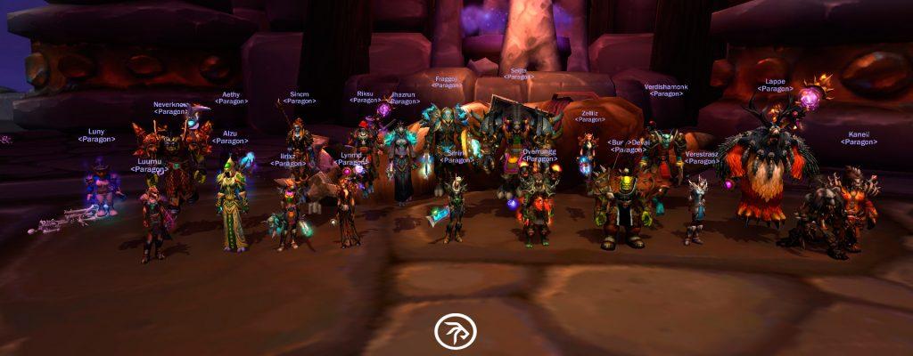 World of Warcraft: Das Video zum World-First von Paragon an Imperator Mar'Gok ist da