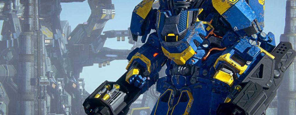 Planetside 2: Closed-Beta für PlayStation 4 startet bald