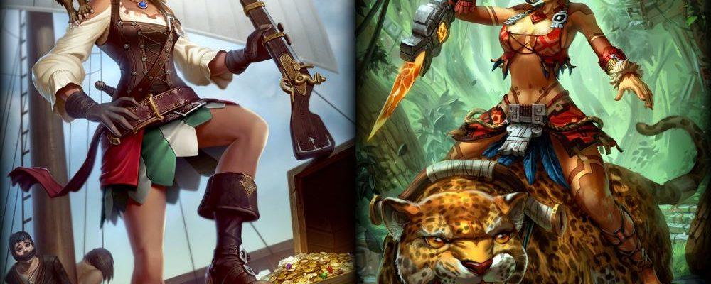 SMITE: Patch bringt neue Göttin und alle restlichen Odyssee-Gegenstände!