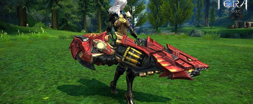 Tera: Gameplay-Video zur neuen Klasse Arcane Gunner