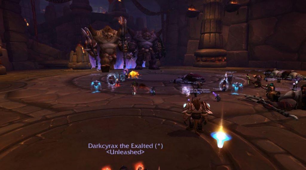 World of Warcraft - Zwillingsogrons