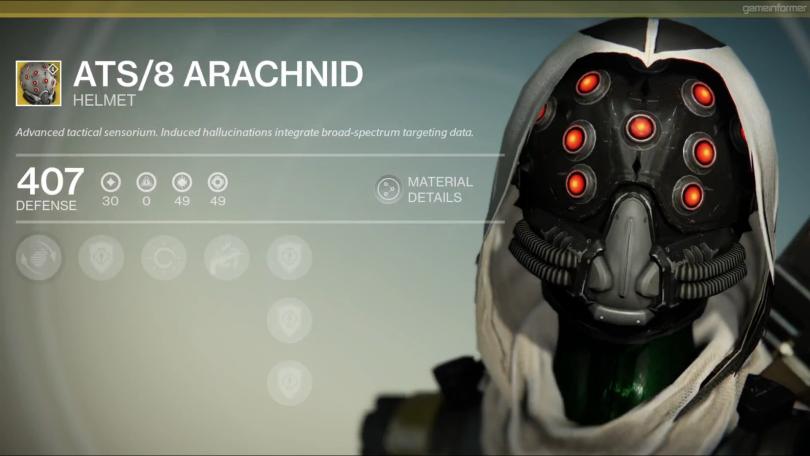 Destiny-Arachnid