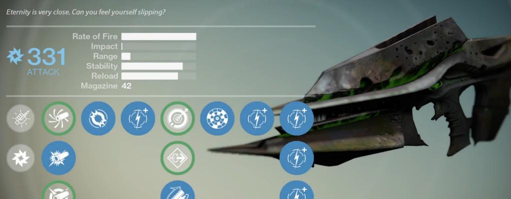 Destiny: Jagd auf neue beste Waffe, die Necrochasm, macht verwirrende Fortschritte