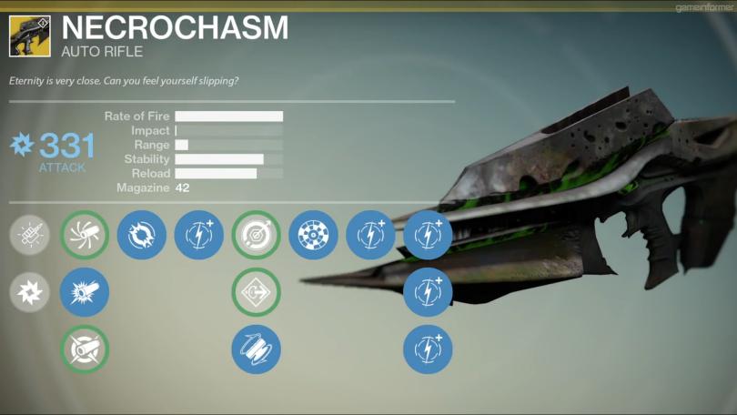 Destiny-Necrochasm