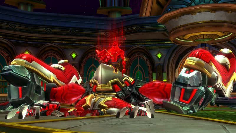 Avatus Down WildStar