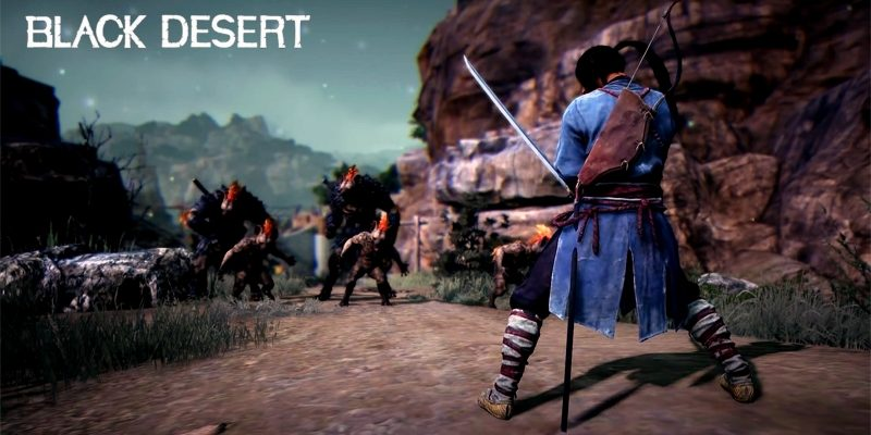Black Desert: Neue Klasse Blader (Samurai) im Video